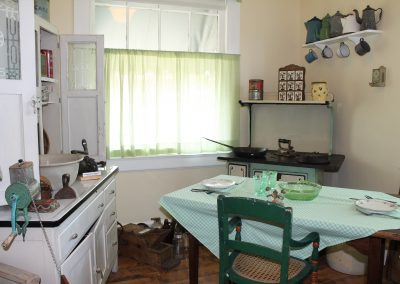 A Kitchen from the Past