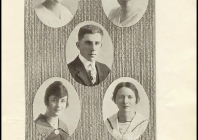 Patterson High Class of 1917 - Page 1