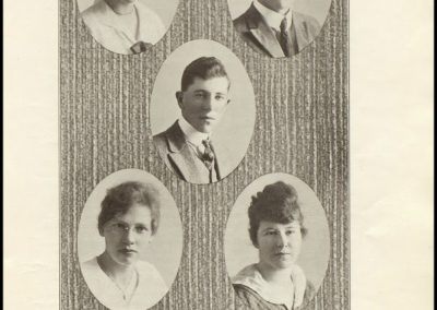 Patterson High Class of 1917 - Page 3
