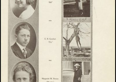 Patterson High Class of 1920 - Page 1