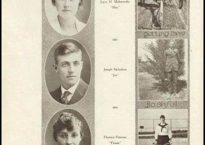 Patterson High Class of 1920 - Page 2