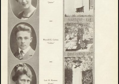Patterson High Class of 1920 - Page 3