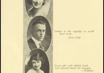 Patterson High Class of 1921 - Page 3