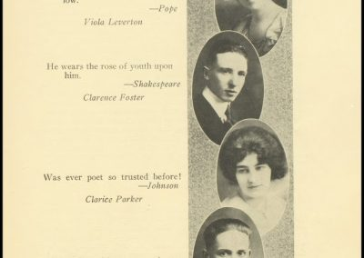 Patterson High Class of 1921 - Page 4