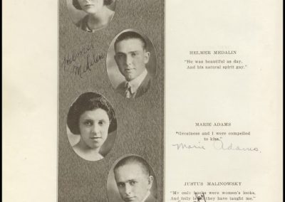 Patterson High Class of 1923 - Page 1