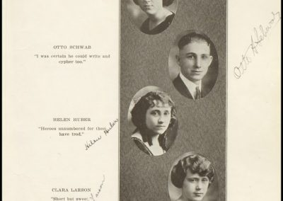 Patterson High Class of 1923 - Page 2