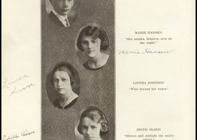 Patterson High Class of 1923 - Page 3