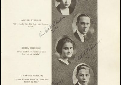 Patterson High Class of 1923 - Page 4