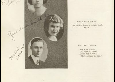 Patterson High Class of 1923 - Page 5