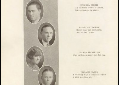 Patterson High Class of 1924 - Page 1