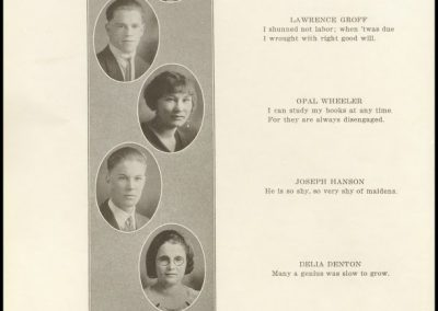Patterson High Class of 1924 - Page 3