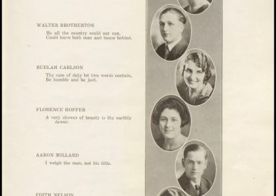 Patterson High Class of 1925 - Page 2