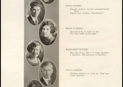 Patterson High Class of 1925 - Page 3