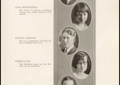 Patterson High Class of 1926 - Page 1