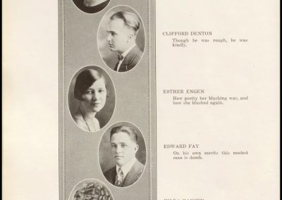 Patterson High Class of 1926 - Page 2