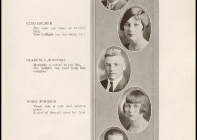 Patterson High Class of 1926 - Page 3
