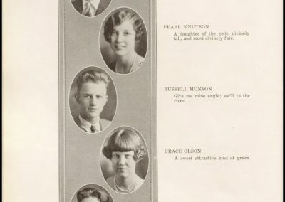 Patterson High Class of 1926 - Page 4
