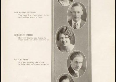 Patterson High Class of 1926 - Page 5