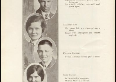 Patterson High Class of 1927 - Page 1