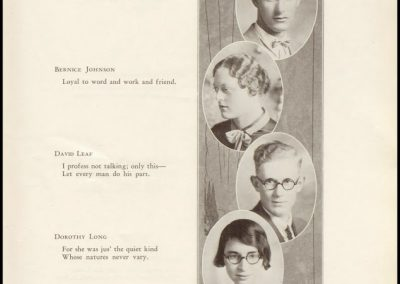 Patterson High Class of 1927 - Page 2