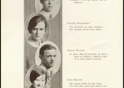 Patterson High Class of 1927 - Page 3