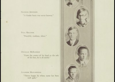 Patterson High Class of 1928 - Page 3