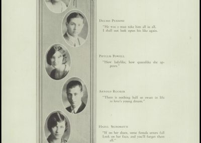 Patterson High Class of 1928 - Page 4