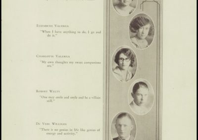 Patterson High Class of 1928 - Page 5