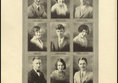 Patterson High Class of 1929 - Page 1