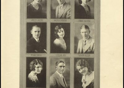 Patterson High Class of 1929 - Page 2