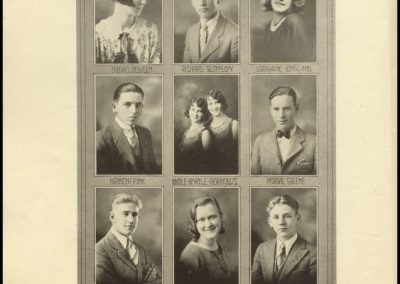 High Class of 1929 - Page 3