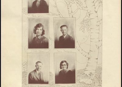 Patterson High Class of 1930 - Page 1