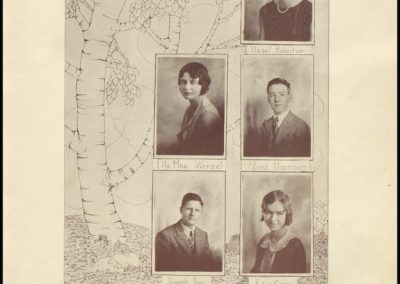 Patterson High Class of 1930 - Page 2