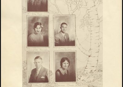 Patterson High Class of 1930 - Page 3