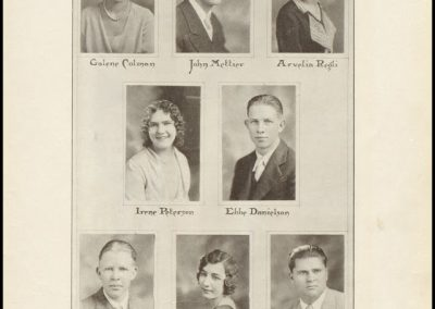 Patterson High Class of 1931 - Page 1