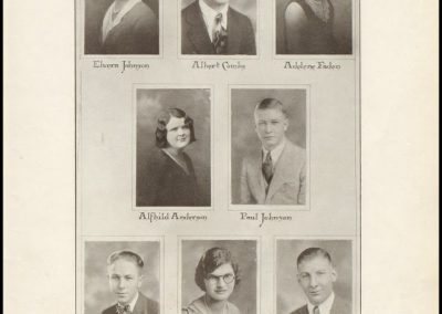 Patterson High Class of 1931 - Page 3