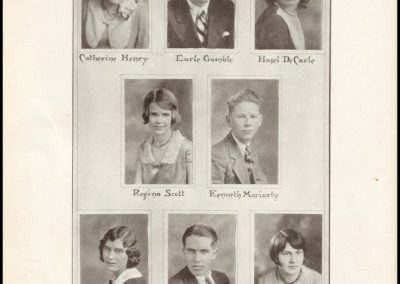 Patterson High Class of 1931 - Page 4