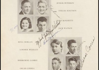 Patterson High Class of 1932 - Page 2