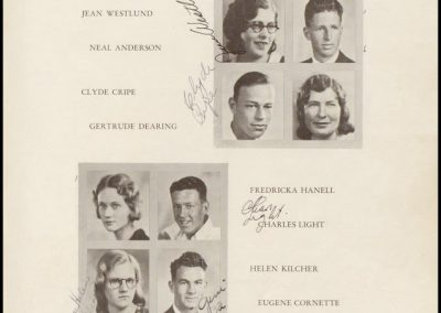 Patterson High Class of 1932 - Page 3