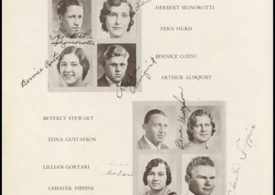 Patterson High Class of 1932 - Page 4
