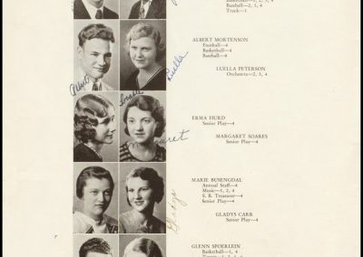 Patterson High Class of 1933 - Page 2