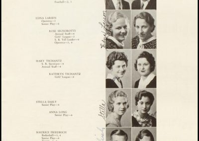 Patterson High Class of 1933 - Page 3