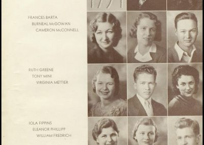 Patterson High Class of 1934 - Page 1