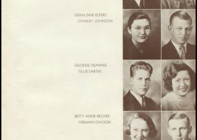 Patterson High Class of 1934 - Page 3