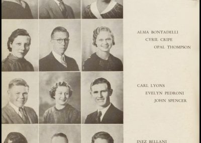 Patterson High Class of 1935 - Page 2