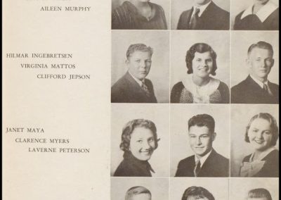 Patterson High Class of 1935 - Page 3