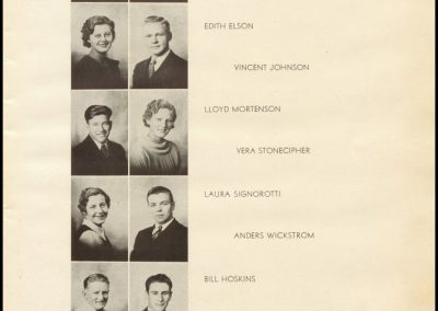 Patterson High Class of 1936 - Page 1