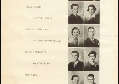 Patterson High Class of 1936 - Page 2