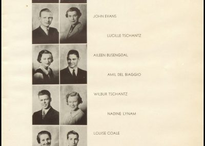 Patterson High Class of 1936 - Page 3