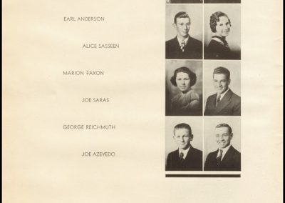 Patterson High Class of 1936 - Page 4